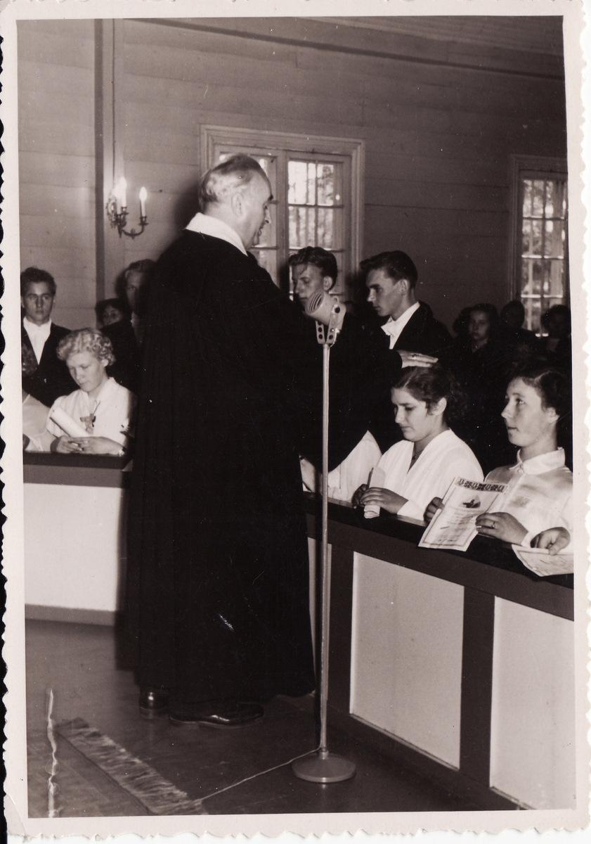 25 august 1957 Rahu kirik Nõmmel
